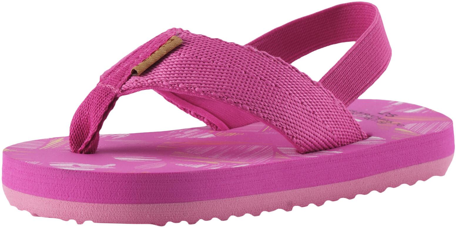 Reima Plagen Sandaalit Lapset, candy pink